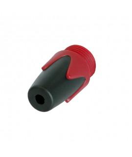 Neutrik BPX2 rød bagkappe...