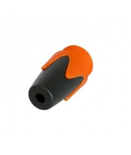 Neutrik BPX3 orange...