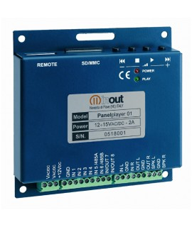 InOut PANELPLAYER P-01 -...