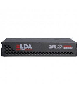 LDA ZES22 digital audio matrix