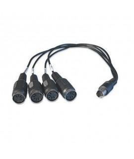 RME MIDI breakout kabel.