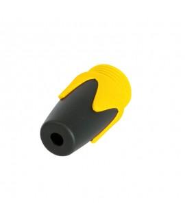 Neutrik BPX4 gul bagkappe...