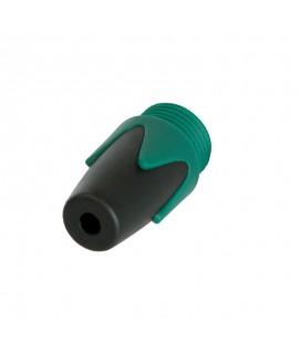 Neutrik BPX5 grøn bagkappe...