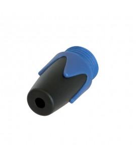 Neutrik BPX6 blå bagkappe...