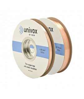 Univox flat copper tape...