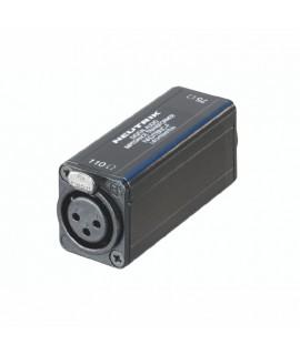 Neutrik NADITBNC-F adapter...