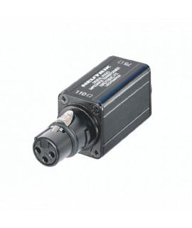 Neutrik NADITBNC-FX adapter...