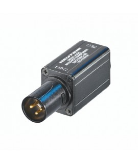 Neutrik NADITBNC-MX adapter...