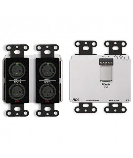 RDL DDBBN40 Wall-Mounted...