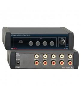 RDL EZSX4 Stereo Audio...