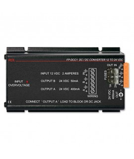 RDL FPDCC1 12 Vdc to 24 Vdc...