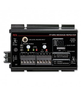 RDL FPMR2 Message Repeater