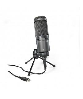 Audio-Technica AT2020USB+ -...
