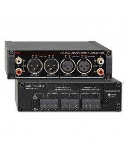 RDL RUAFC2 Stereo Audio...