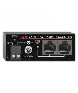 RDL TXTP1PW Power Inserter...