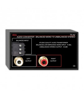 RDL audio konverter -...