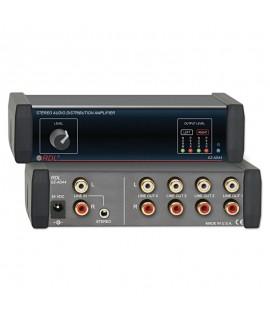 RDL EZADA4X Stereo Audio...