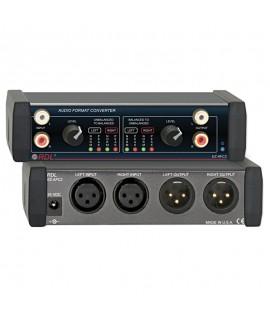 RDL EZAFC2 Audio Format...