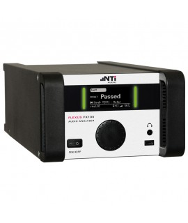 NTI FX100 Audio analyzer, 2...