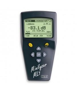 NTI ML-1 minianalyzer