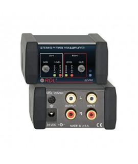 RDL EZPH1 Stereo Phono...