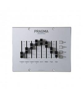 Pragma panel. 8 fader, 4...