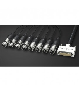 RME AES25-4F4M3 - AES/EBU...