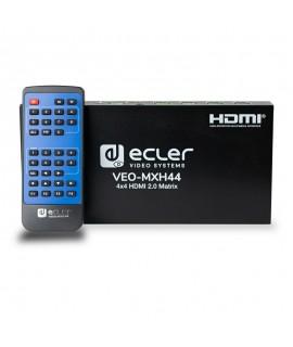Ecler VEO-MXH44 Hdmi 4x4...