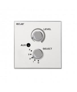 Ecler WPaVOL-SR-J panel med...