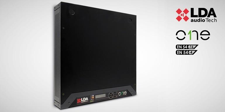 Det nemmeste EN54 PA/VA system på markedet
