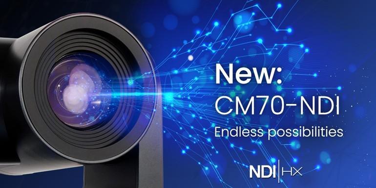 Nyt NDI kamera fra Avonic