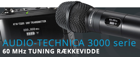 Audio-Technica 3000 serie